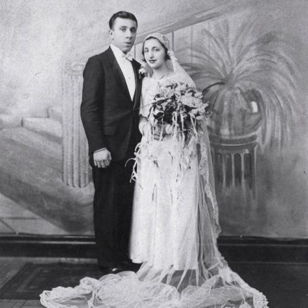 //longest married couple nc