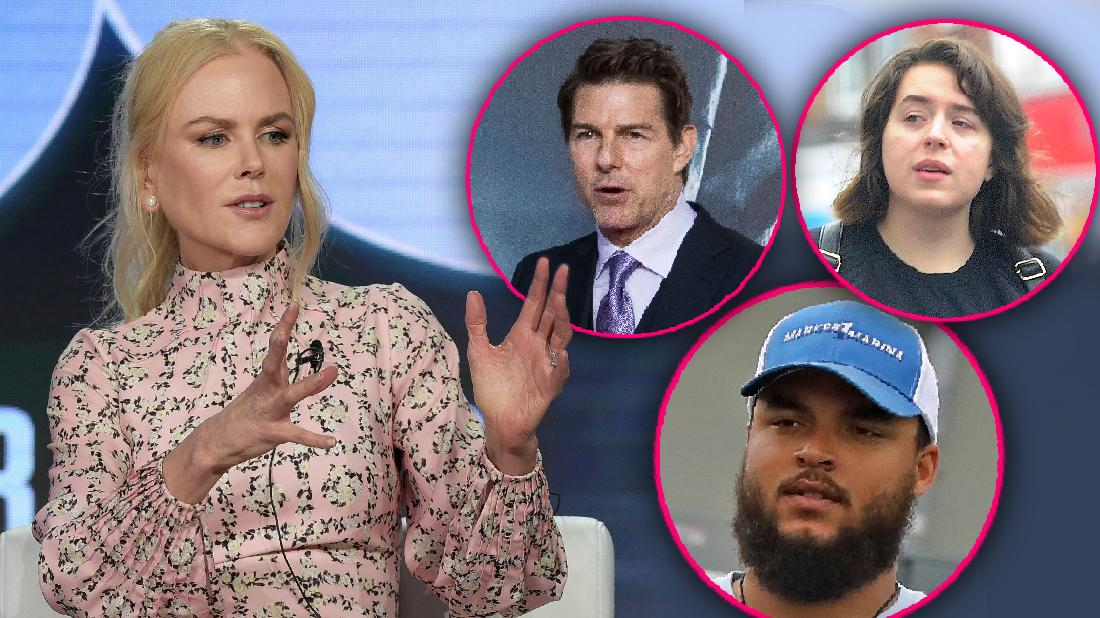 Nicole Kidman Scientology Rift With Tom Cruise Kids