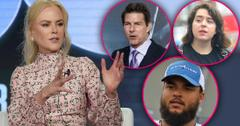 Nicole Kidman Scientology Rift With Tom Cruise Kids