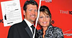 Todd Palin and Sarah Palin attend Time Magazine's 100 Most Influential People