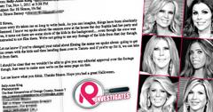 //email proof real housewives orange county producer caught fake scene tamra barney ex husband wide
