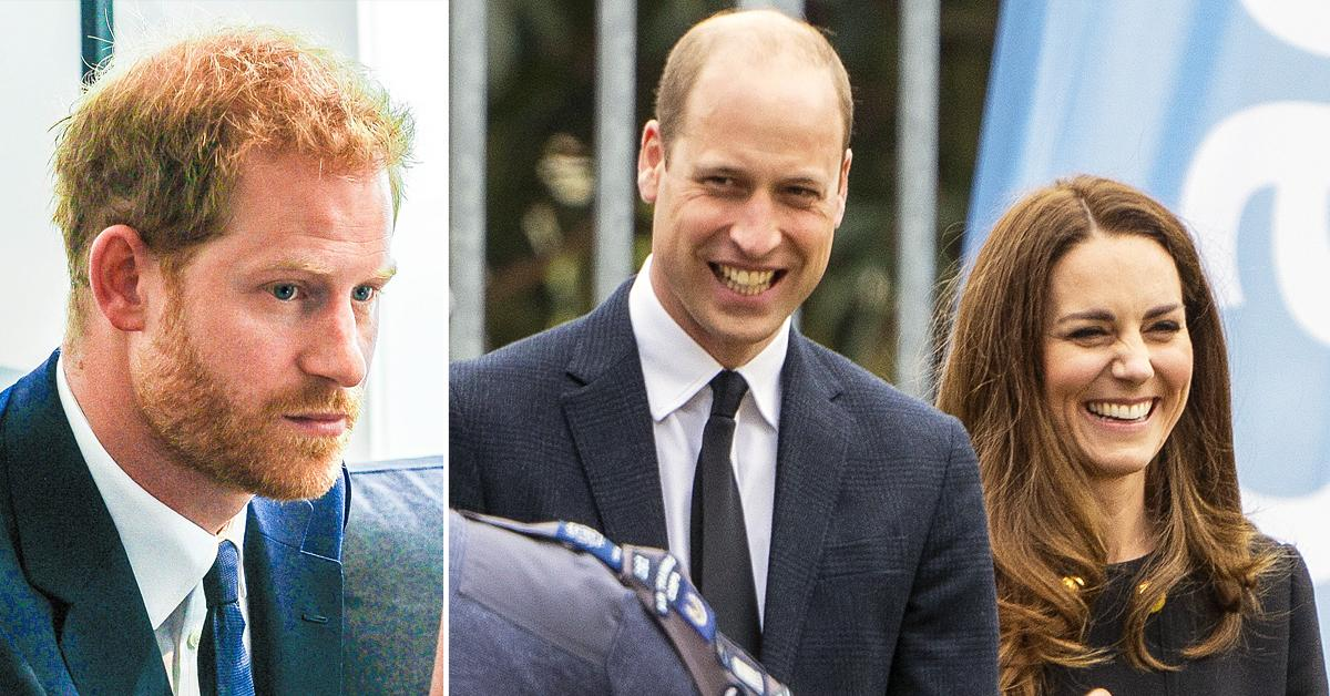 prince harry back in us after unproductive family meeting r
