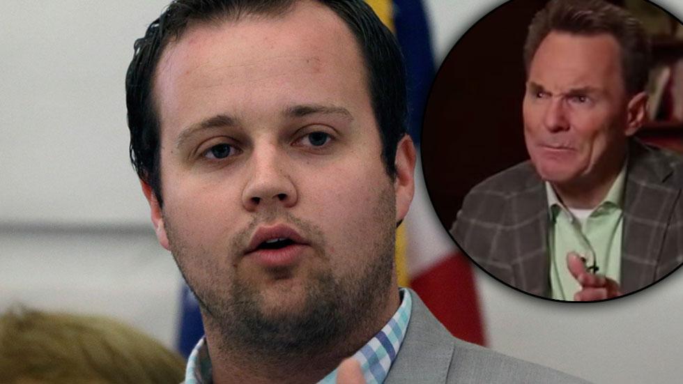 Josh Duggar Molestation Scandal Family Pastor
