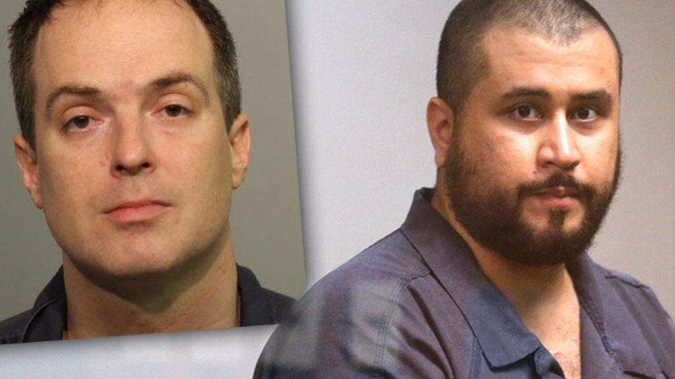 George Zimmerman Shooter Arrested