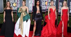 Golden Globes 2020: See The Biggest Stars Arrive On The Red Carpet