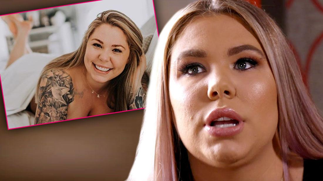 Kailyn RIPS 'Teen Mom' For Forcing Nude Scene