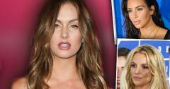 lala kent feud kim kardashian britney spears blac chyna rob kardashian