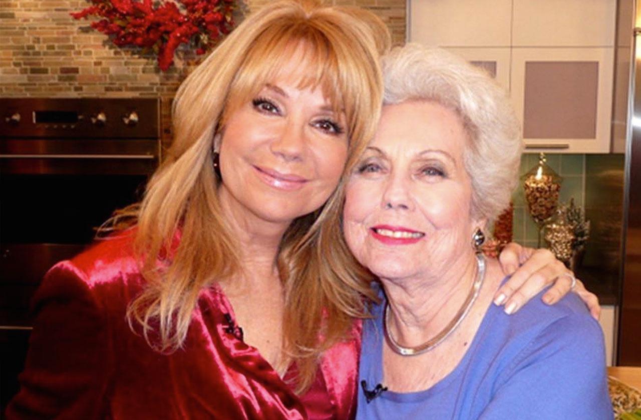 Kathy Lee Gifford Mother Dies