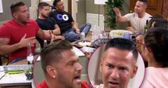jersey shore recap ronnie mike the situation fight