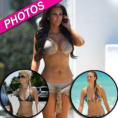 //kim kardashian bikini _ _