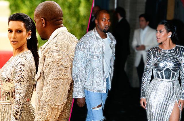 //Kim Kardashian Met Gala Fashion Meltdown pp