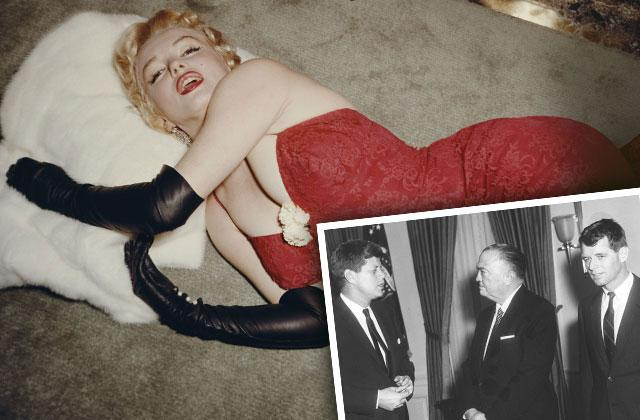 Marilyn Monroe Death Murder Kennedy Family J Edgar Hoover