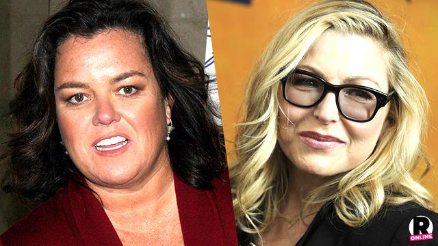 Rosie O'Donnell Tatum O'Neal Romantically Involved