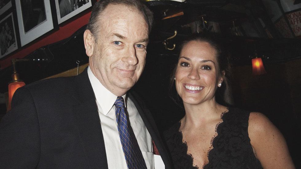 Bill O'Reilly & Maureen McPhilmy Custody Battle -- Daughter Claims Bill Choked Mother & Called Her An 'Adulterer'