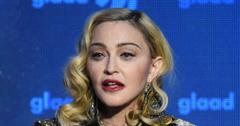 Madonna Cancels Concert: 'The Pain I'm In Right Now Is Overwhelming'