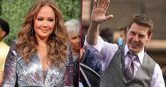 Leah Remini Claims Tom Cruise's 'Mission Impossible 7' Rant Was 'for Publicity'