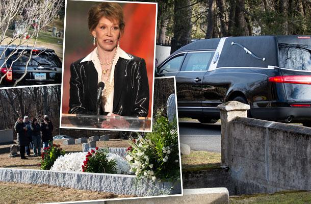 //mary tyler moore dead funeral grave burial pp