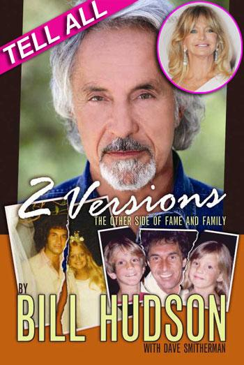 //bill hudson goldie hawn tell all book splash