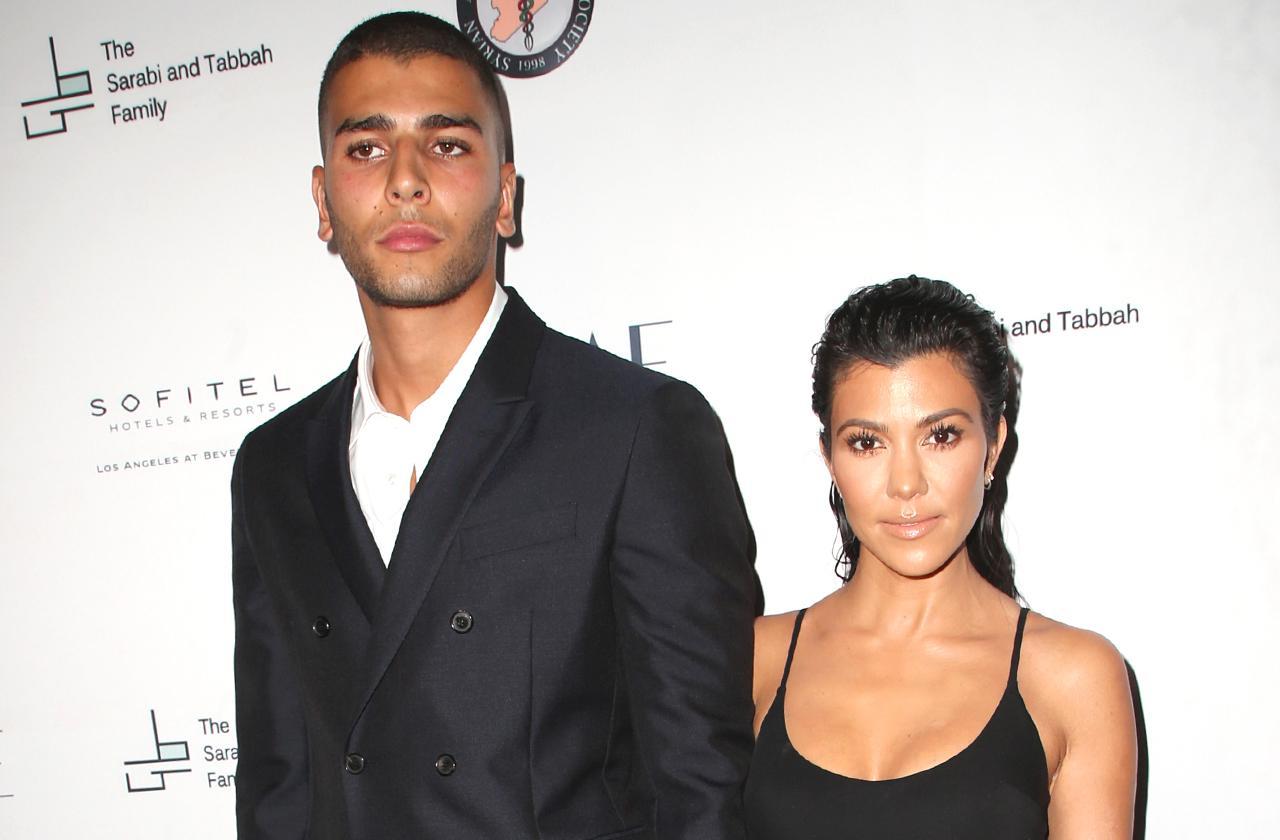 Younes Bendjima Eager To Step Out Of Kourtney Kardashian's Famous Shadow