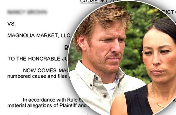 //chip gaines joanna gaines sued magnolia market deny negligence pp