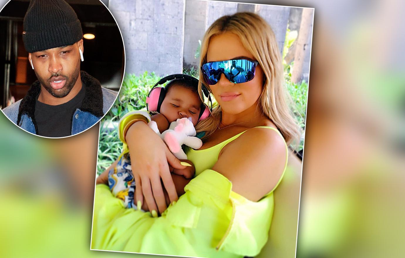 Khloe Kardashian Preventing True Tristan Thompson