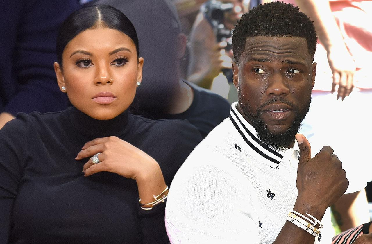 Kevin Hart Sex Extortion Scandal Pregnant Wife