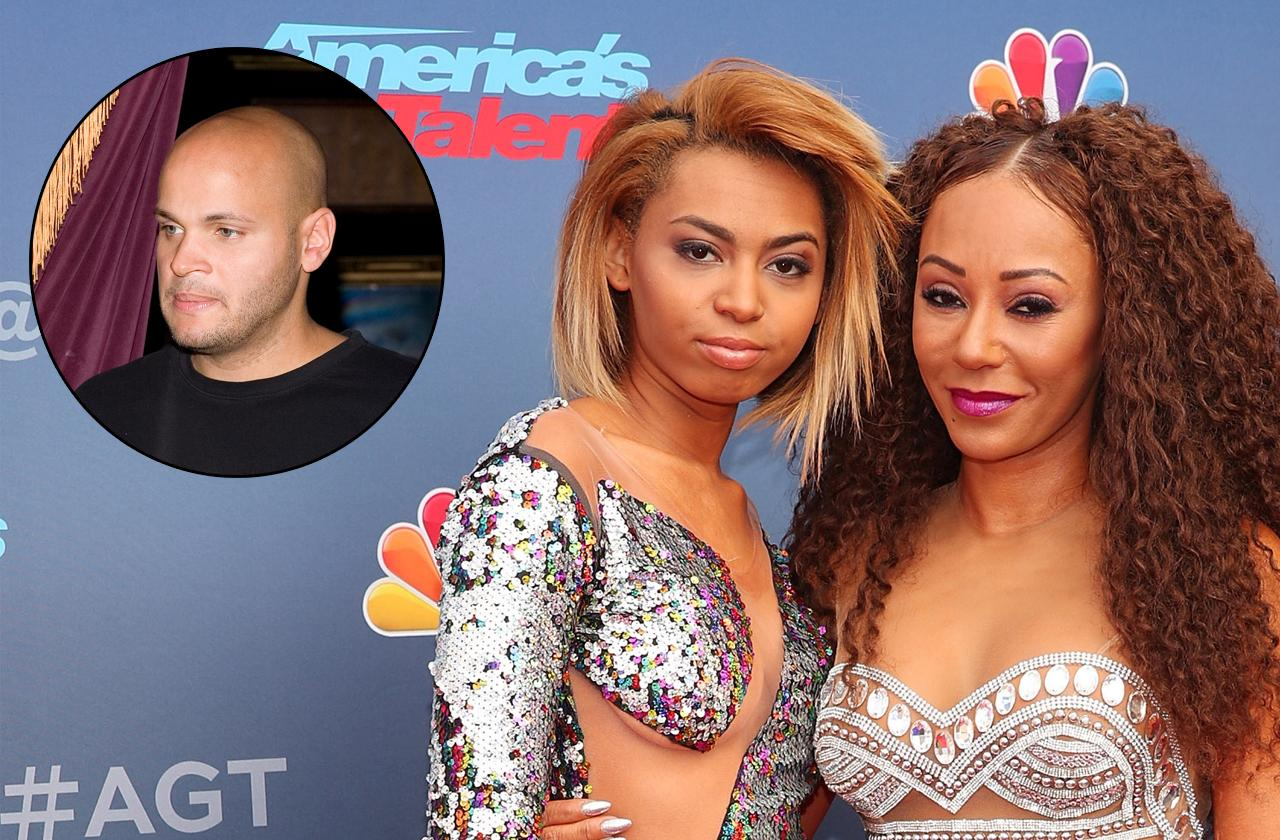 //mel b's daughter phoenix reveals mom's brutal marriage to stephen belafonte pp