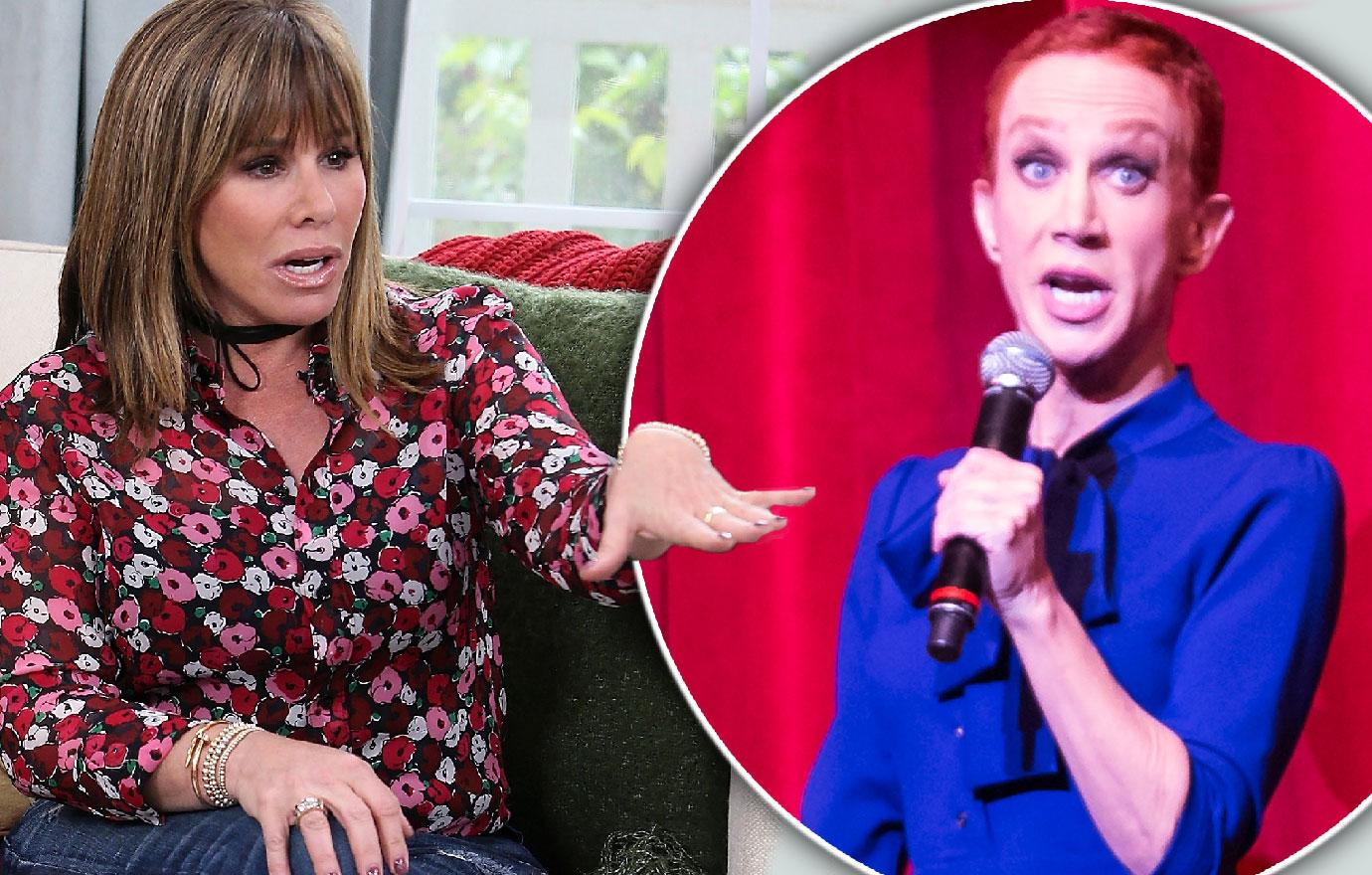 Melissa Rivers Calls Kathy Griffin Sad