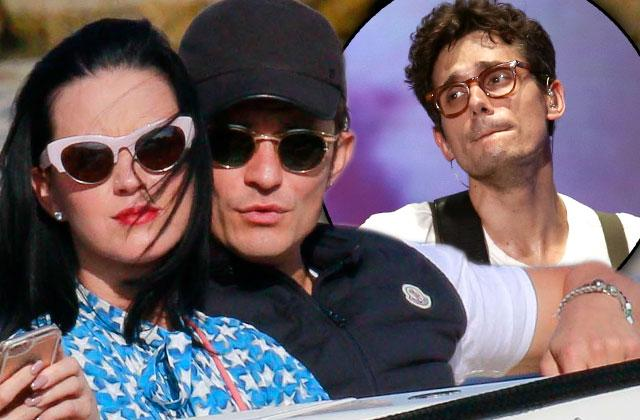 John Mayer Tries To Win Back Katy Perry From Orlando Bloom