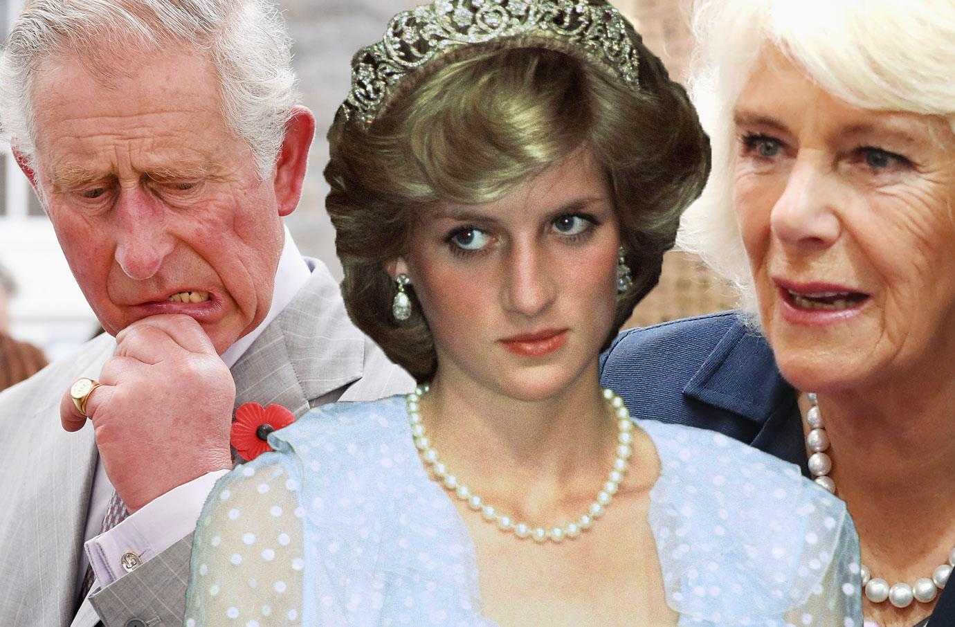 Lady Diana: The Night I Confronted Camilla Over Prince Charles Affair