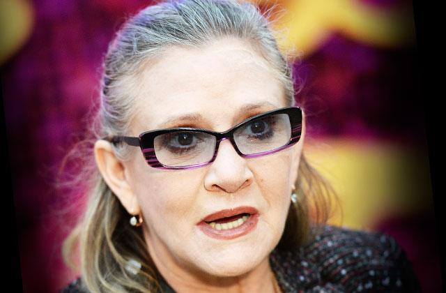 Carrie Fisher Drug Relapse Problems