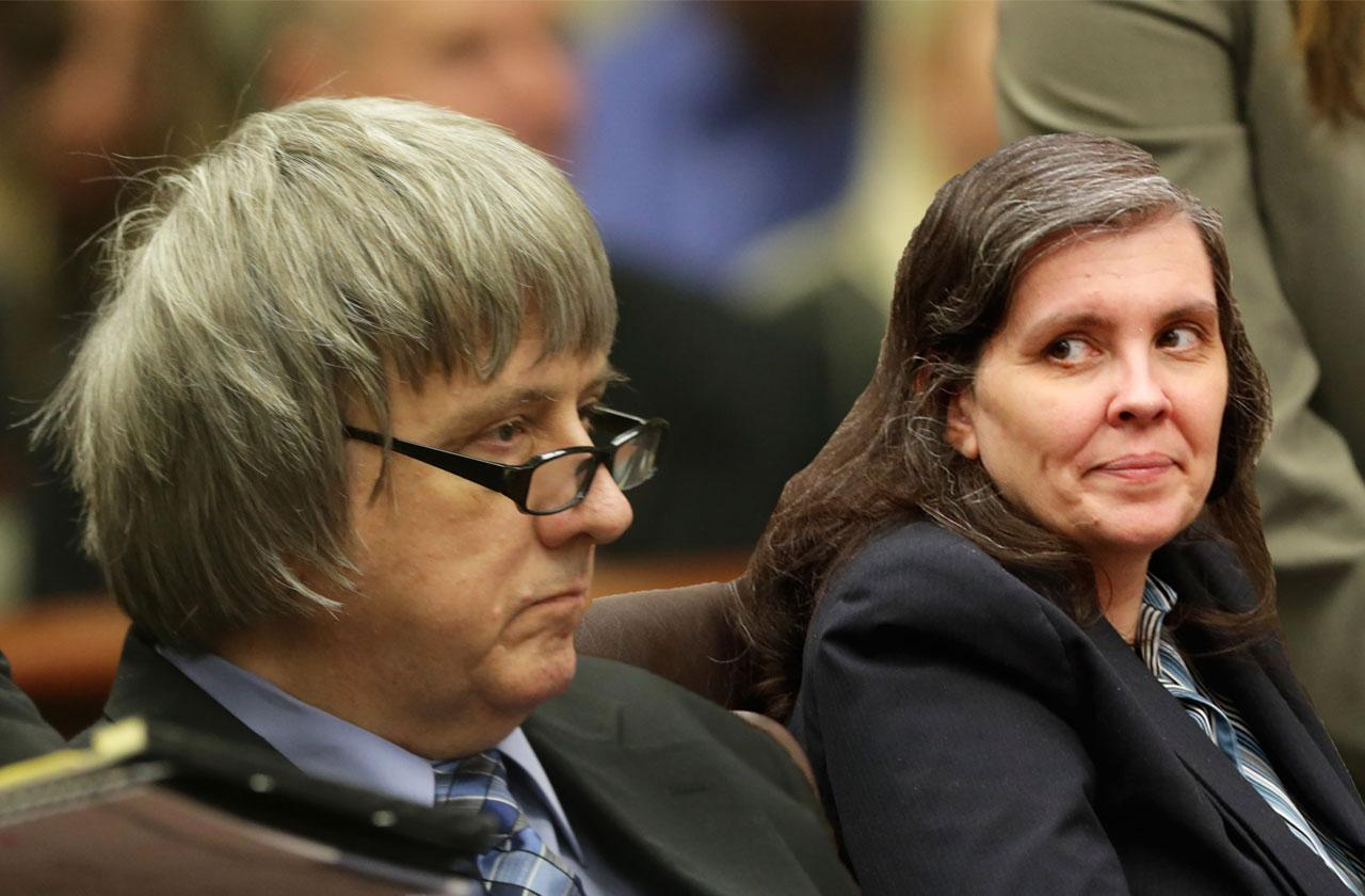 Evil Turpin Child Abusers Back In Court