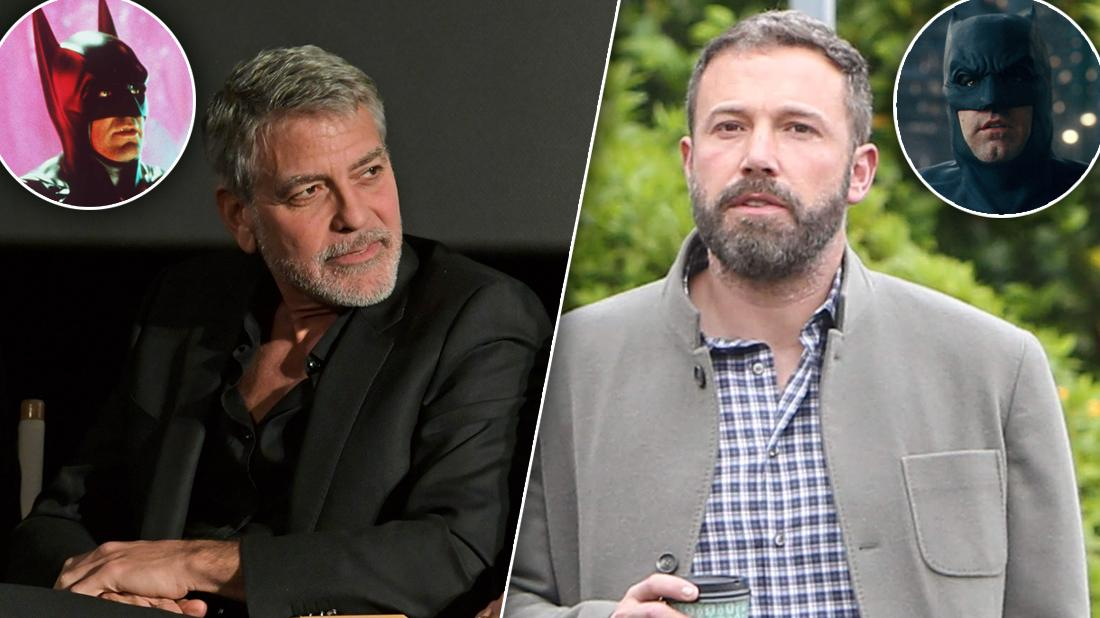 George Clooney Warned Ben Affleck Not To Play Batman On The Big Screen