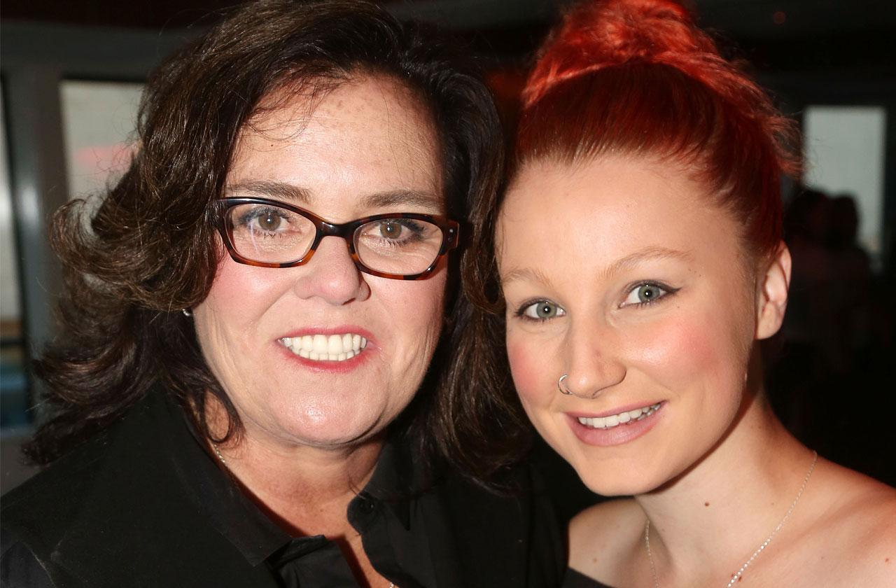 Rosie O'Donnell Daughter Chelsea Sex Baby Revealed