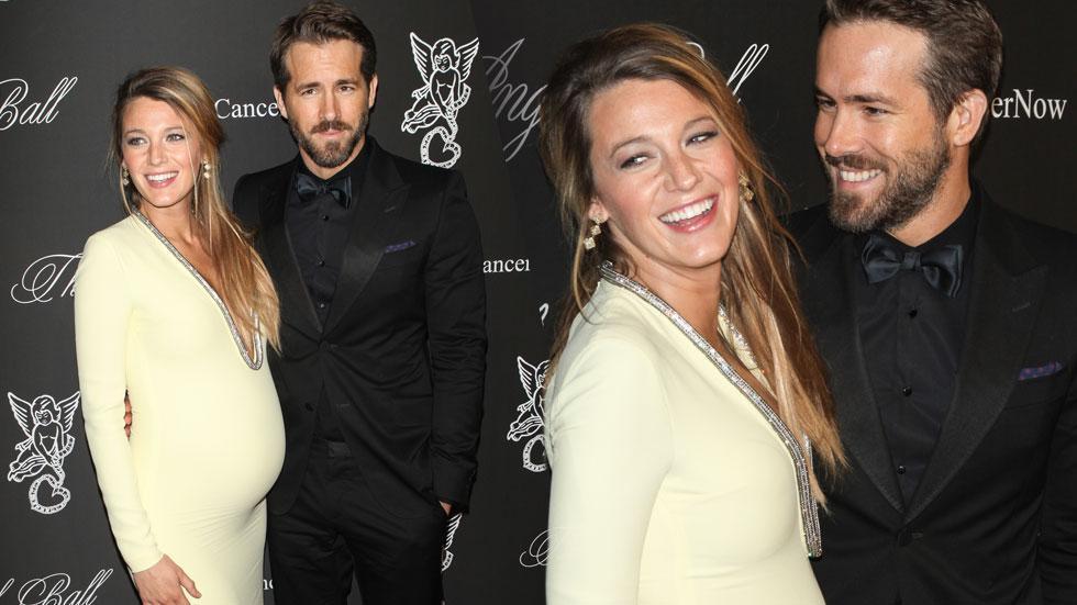 Blake Lively & Ryan Reynolds Baby Girl