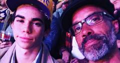 Cameron Boyce's Father Breaks Silence On Actor's Death Death