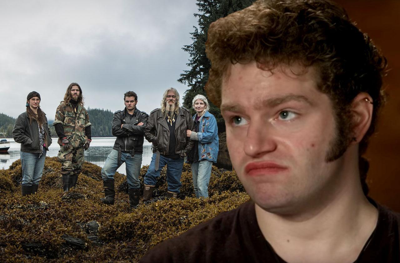 //Alaskan Bush People Gabe Cried Leaving Browntown pp
