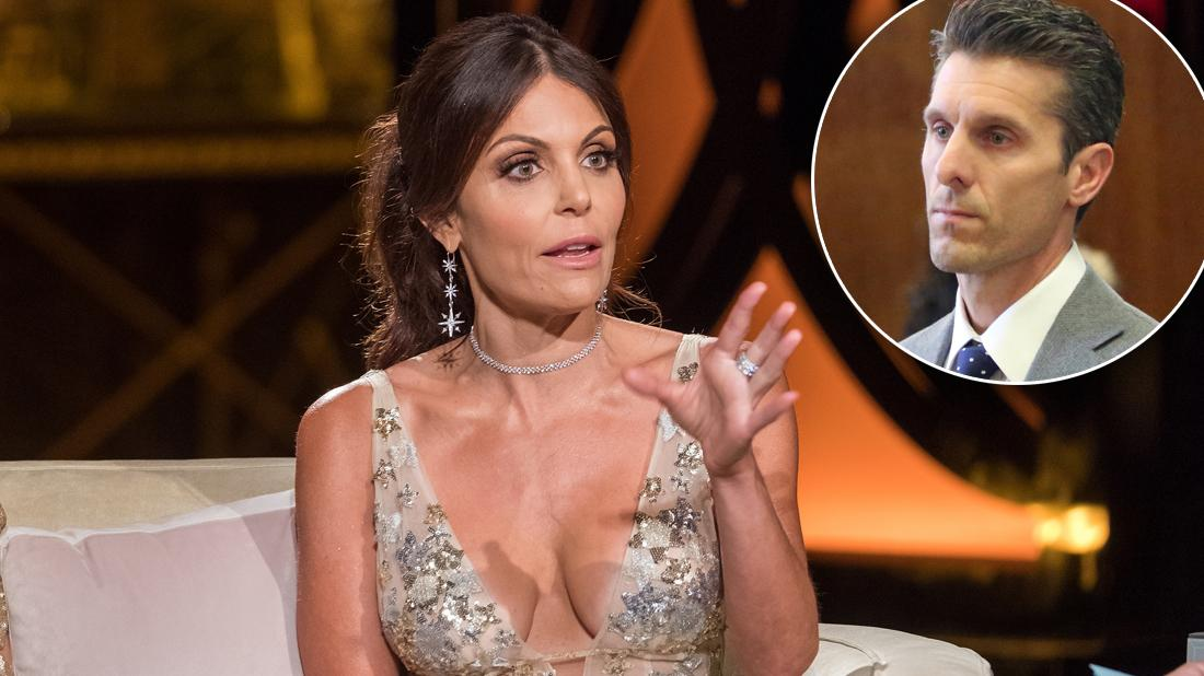 Court Face-Off: Bethenny Frankel Admits To Throwing Water On Ex Jason Hoppy In Fight