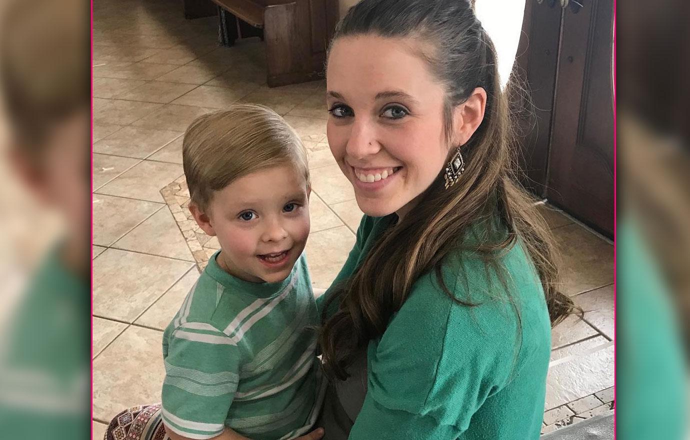 Jill Duggar Looking Forward To Homeschooling Son Israel