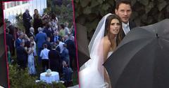 Chris Pratt And Katherine Schwarzenegger Wedding Photos Revealed