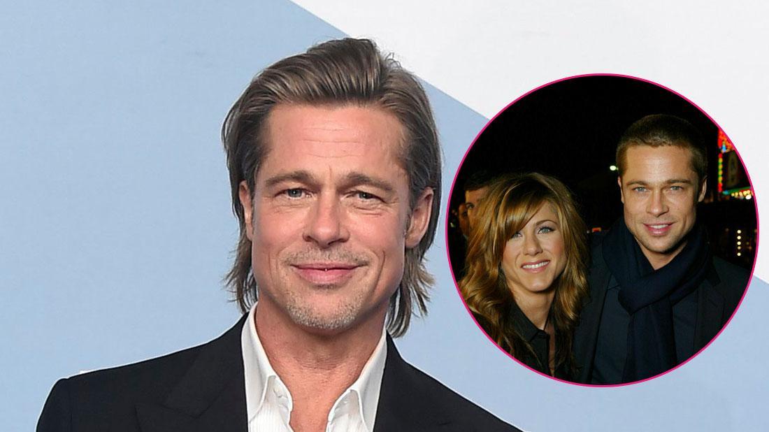 Brad Pitt Reacts To Ex Jennifer Aniston Reunion Frenzy