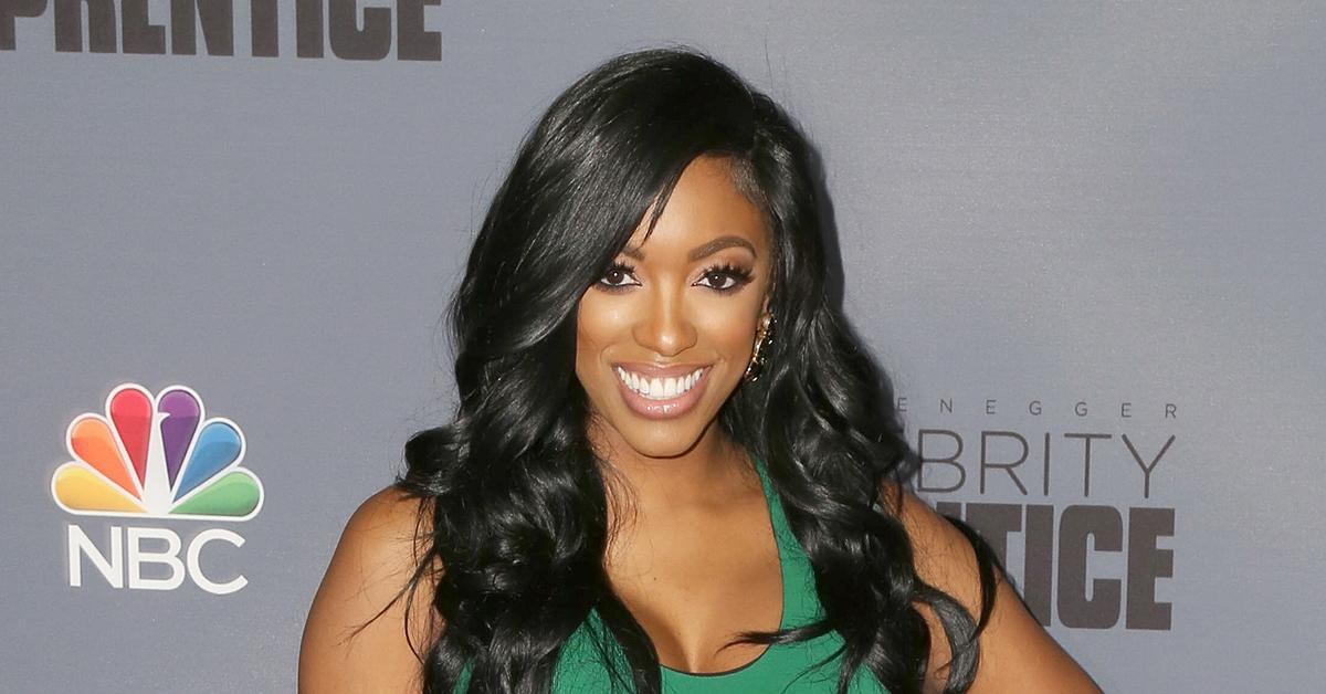 porsha williams not pregnant simon baby real housewives atlanta