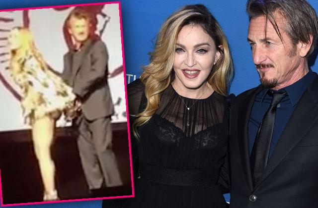 madonna sean penn remarry still in love handcuffs miami auction