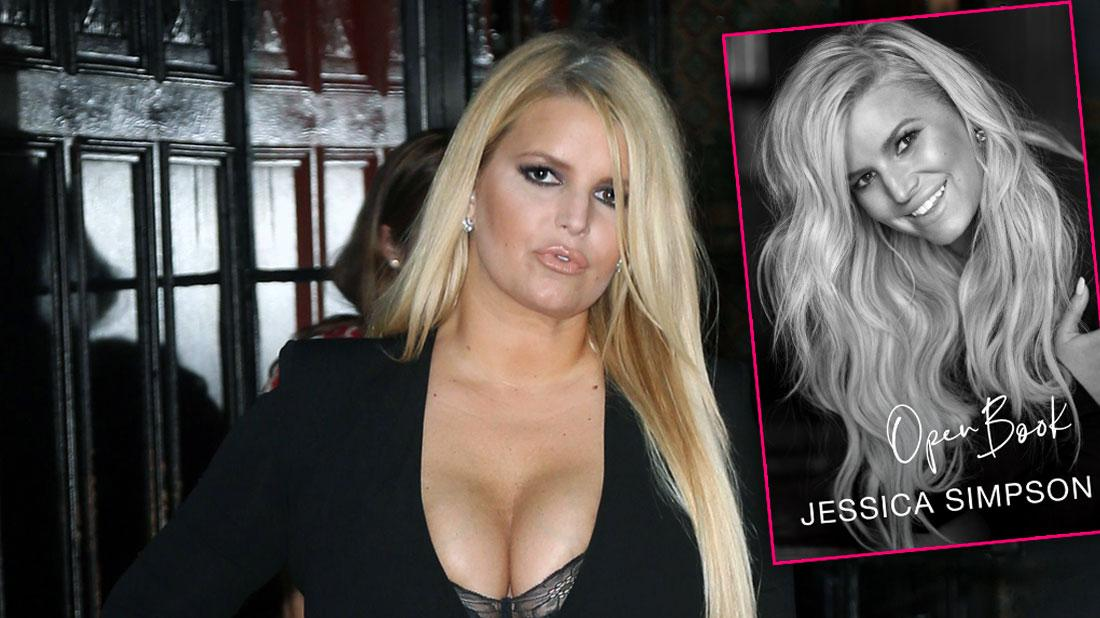 Jessica Simpson Reveals She Was Sexually Abused In Upcoming Memoir