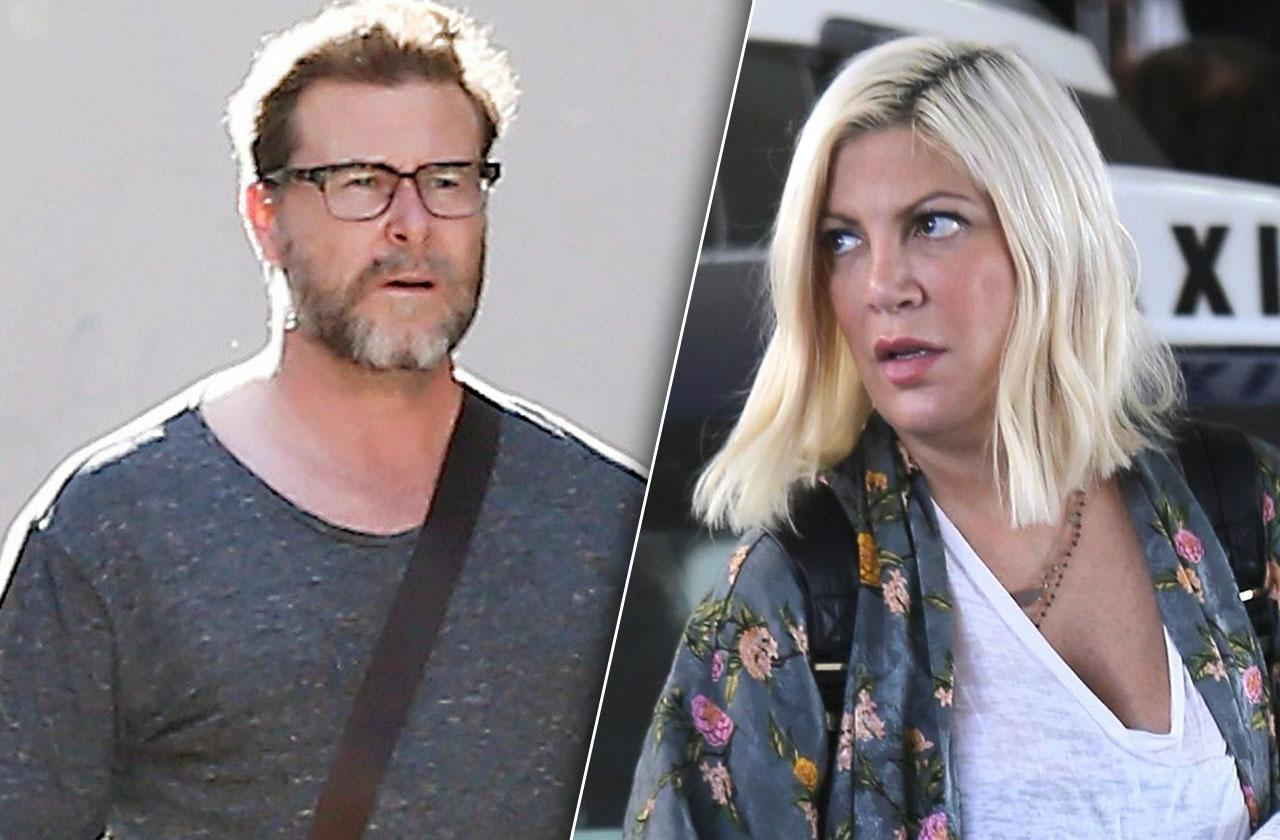 //tori spelling dean mcdermott separate bedrooms pp
