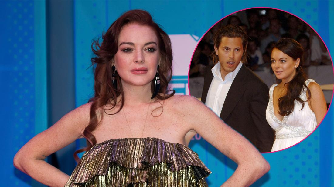 Lindsay Lohan 'Cries Hysterically' Over The Death Of Ex-Boyfriend Harry Morton