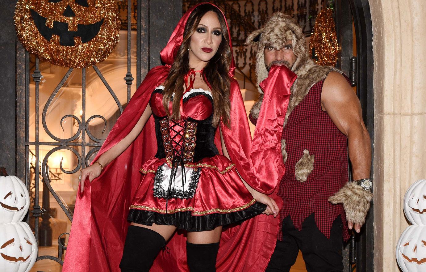 RHONJ Melissa Gorga Throws Halloween Party Photos