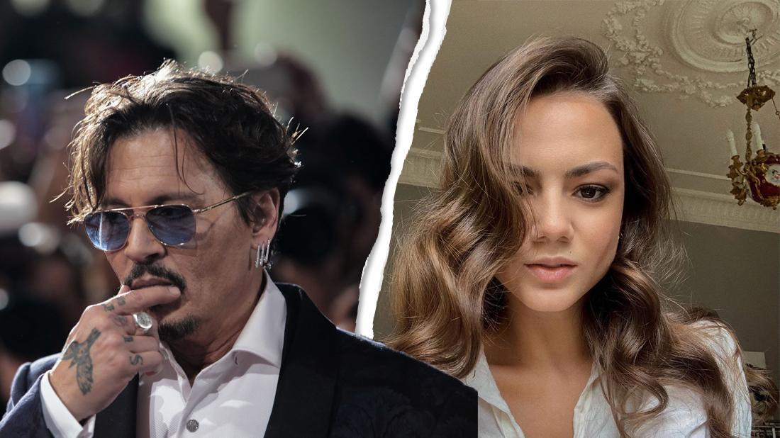 Johnny Depp's Girlfriend Polina Hall Splits From Actor