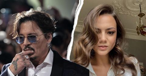 Johnny Depp's Girlfriend Polina Hall Splits From Actor