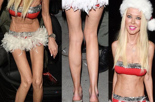 Tara Reid Skinny Weight Naked Halloween Costume Christmas Bikini Pics